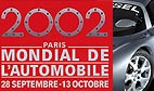 Mondial de l'Automobile Paris 2002 Showcars