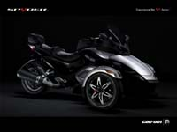 Can-Am Spyder Roadster